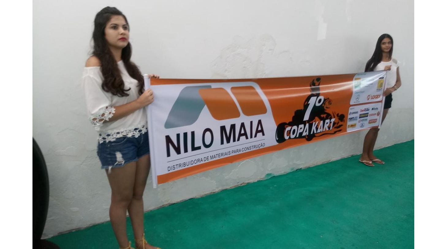 1ª Copa Kart Nilo Maia