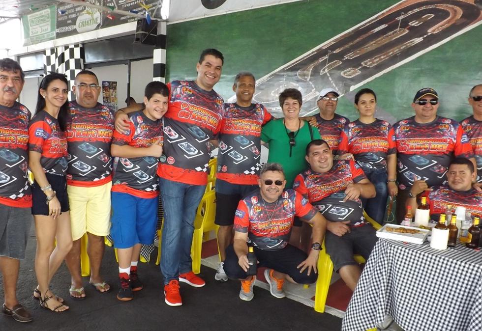 1º Campeonato de Kart Padre Cicero e NGK