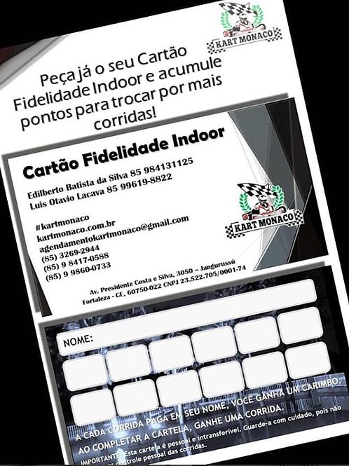 Cartão Fidelidade Indoor