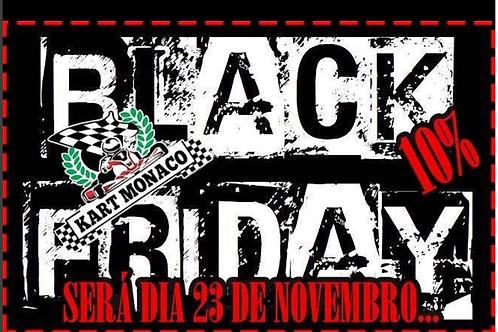Promoção Black Friday 23/11 (sexta)