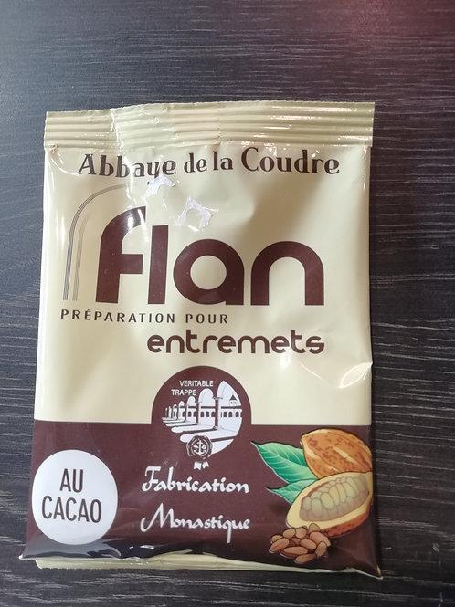 flan préparation pour entremets cacao 45 g