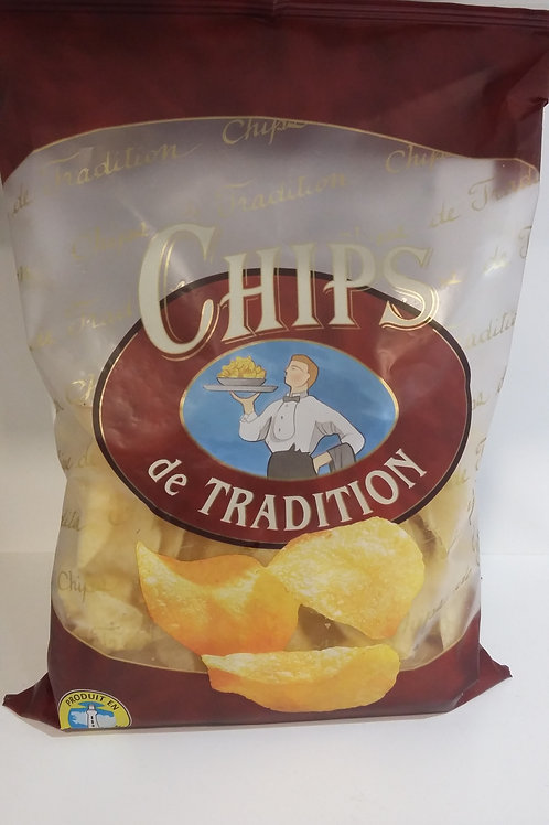 chips  de  tradition