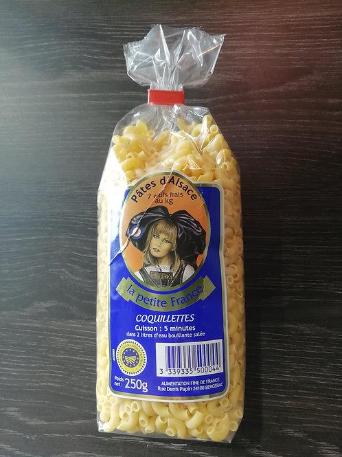 coquillettes pâte d'alsace 250g