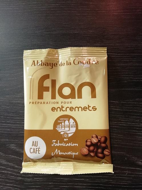 flan café préparation pour entremets 45g