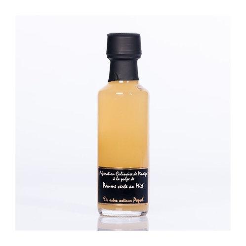 préparation culinaire vinaigre pomme ,miel 100ml