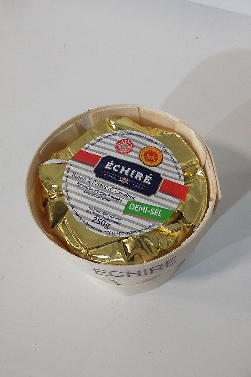 Beurre échiré demi-sel AOP 250g