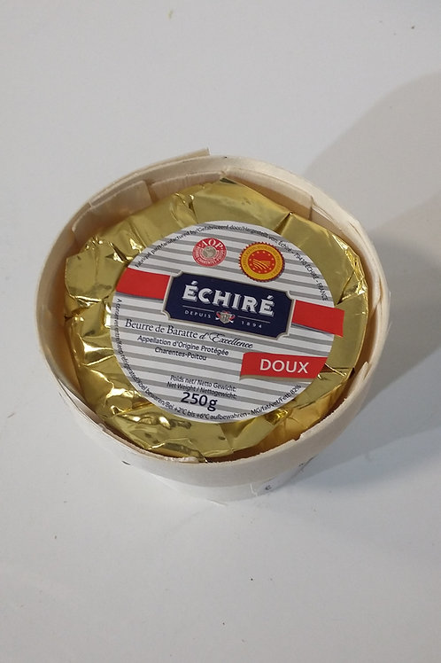 Beurre échiré doux AOP 250g