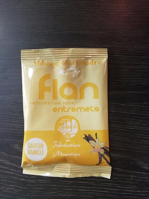 flan vanille pour préparation d'entremets 45g
