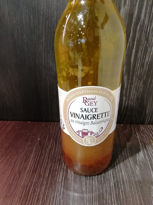 sauce vinaigrette balsamique 36.5 cl