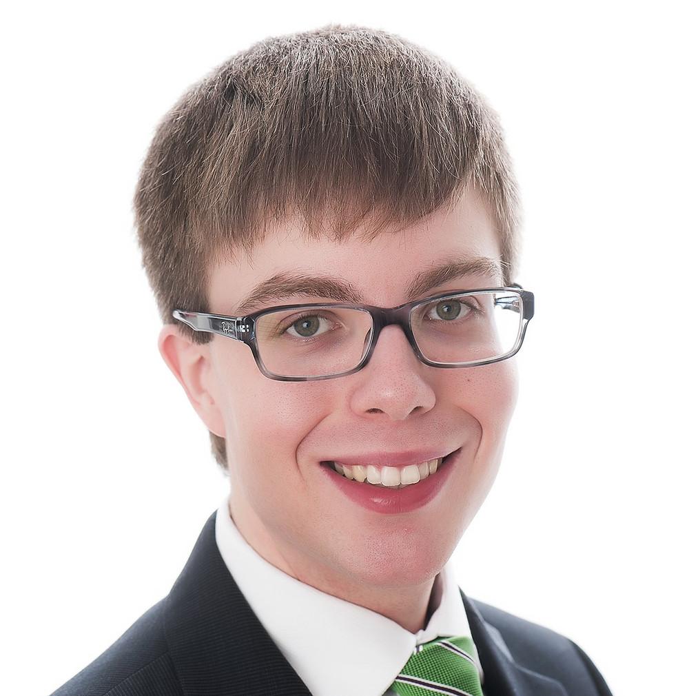 headshot of Keith Lehwald