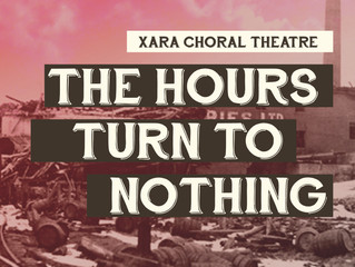 Hour by Hour - The Seeds of Xara's Newest Show