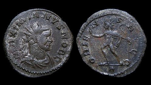 """GALERIUS, as Caesar . AD 293-305 . Antoninianus . """"Sol"""" . Rare"""