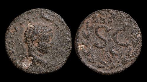ELAGABALUS . SYRIA, Seleucis and Pieria, Antioch ad Orontem . AE20