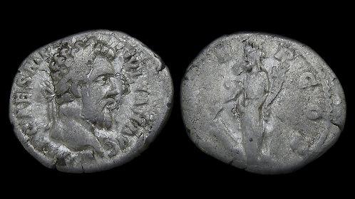 DIDIUS JULIANUS . AD 193 . AR Denarius . The Emperor Who Bought the Throne