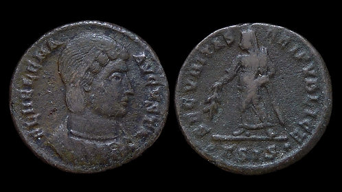 HELENA, Mother of Constantine I . AD 324-328/330 . AE3 . Securitas