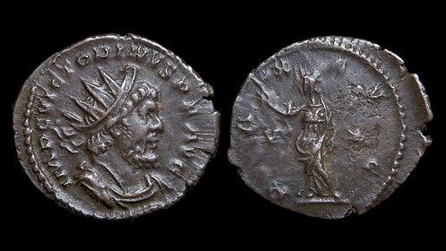 "VICTORINUS, Usurper . AD 269-271 . Antoninianus . ""Pax"""