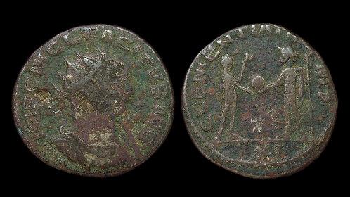 TACITUS . AD 275-276 . Double Antoninianus . *Very Rare Denomination; Pedigreed*