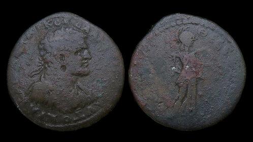 CARACALLA . THESSALY, Koinon of . AE Tetrassarion . Ex BCD Collection . *Rare*