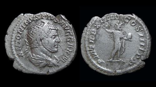 """CARACALLA . AD 198-217 . Antoninianus . """"Sol"""""""