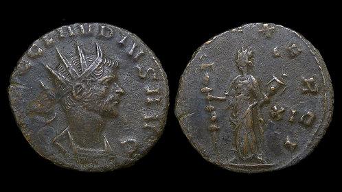 CLAUDIUS II GOTHICUS . AD 268-270 . AE Antoninianus. Fides . Ex Finn Johannessen