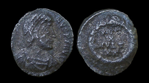 JULIAN THE APOSTATE . AD 361-363 . AR Siliqua . 130 Year Old Hoard Provenance