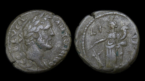 ANTONINUS PIUS . EGYPT, Alexandria . Billon Tetradrachm . Ex Grover Collection