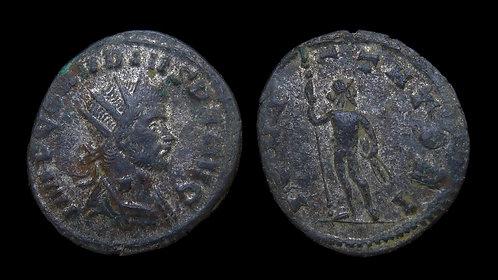 CLAUDIUS II GOTHICUS . AD 268-270 . AE Antoninianus. **Very Rare & Pedigreed**