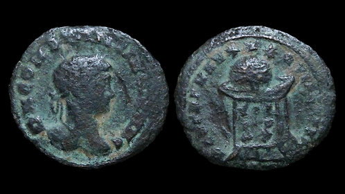 CONSTANTINE II, as Caesar . AD 316-337 . AE3 . *Baron Louis Chaurand Collection*