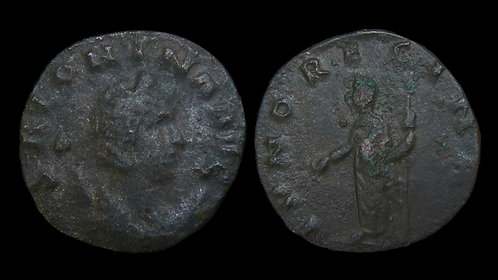 SALONINA . AD 254-268 . Antoninianus . Juno, Queen of the Gods