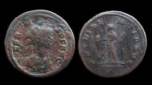 """PROBUS . AD 276-282 . Antoninianus . """"Providentia"""""""
