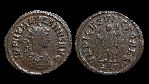 "NUMERIAN . AD 283-284 . Antoninianus . ""Victories Everywhere"""