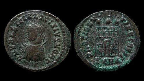 LICINIUS II, as Caesar . AD 317-324 . Follis