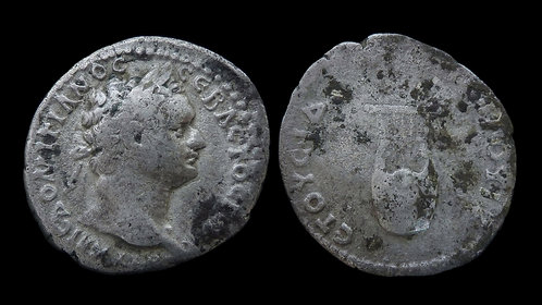 DOMITIAN . LYCIAN LEAGUE, struck in Rome . AR Drachm . **Extremely Rare**