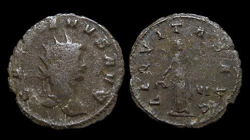 GALLIENUS . AD 253-268 . Antoninianus . Ex Baron Chaurand Collection