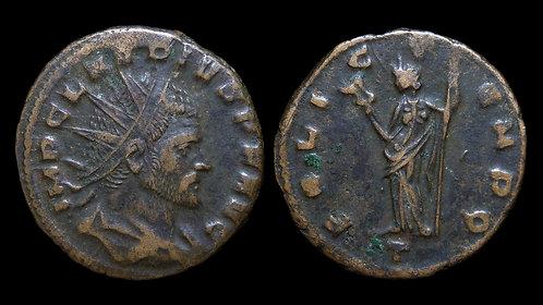 """CLAUDIUS II GOTHICUS . AD 268-270 . Antoninianus . """"FELIC TEMPO"""""""