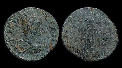GORDIAN III . PISIDIA, Seleucia . AE21 . **Apparently Unique; listed in RPC**