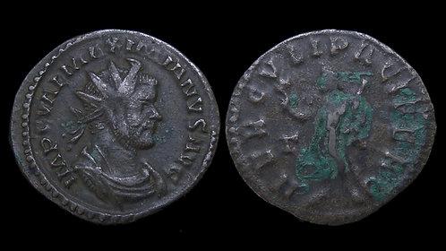 MAXIMIANUS . AD 286-305 . AE Antoninianus . Hercules the Pacifier