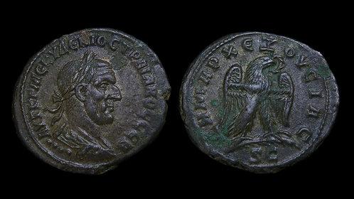 TRAJAN DECIUS . SYRIA, Seleucis and Pieria, Antioch . AR Tetradrachm . Pedigreed