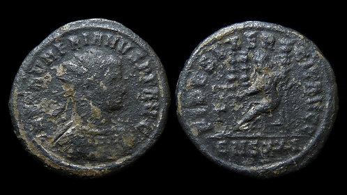 "NUMERIAN . AD 283-284 . Antoninianus . ""Fides"""