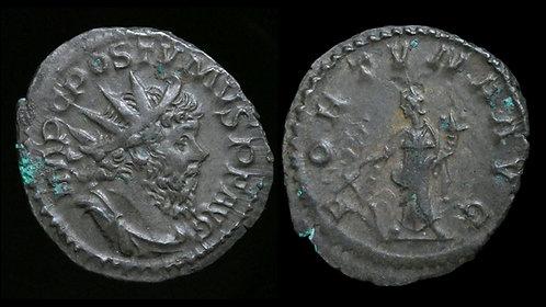 POSTUMUS, Usurper . AD 260-269 . Billon Antoninianus .*Ex Clain-Stefanelli*