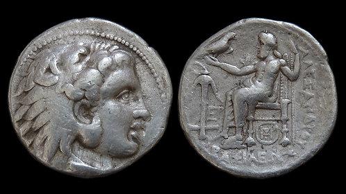SELEUKID KINGDOM . Seleukos I Nikator, 312-281 BC . AR Tetradrachm . *Pedigreed*