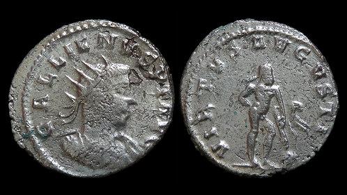 GALLIENUS . AD 253-268 . Antoninianus . **From the Antioch Hoard of Gallienus**