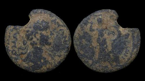 CARACALLA . THESSALY, Koinon of . AE Diassarion . Ex BCD Collection . *Rare*