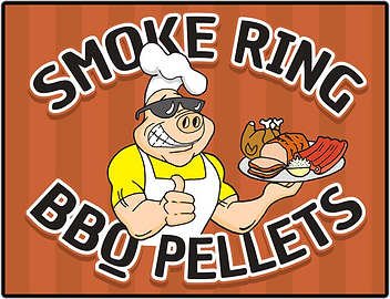 Smoke Ring BBQ Pellets Logo