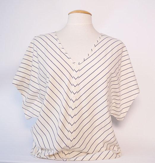 Shirt  mit Fledermaus -Ärmeln von Lanius
