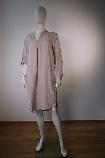 Leinenkleid  von Emily, sandfarben