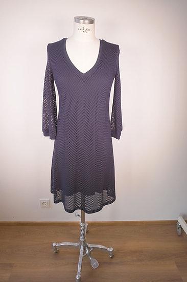 Fox Kleid blau