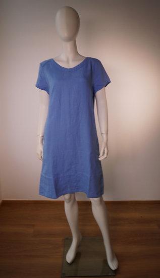 Leinen-Kleid von POU NOU