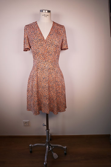 Kleid, French Connection , print
