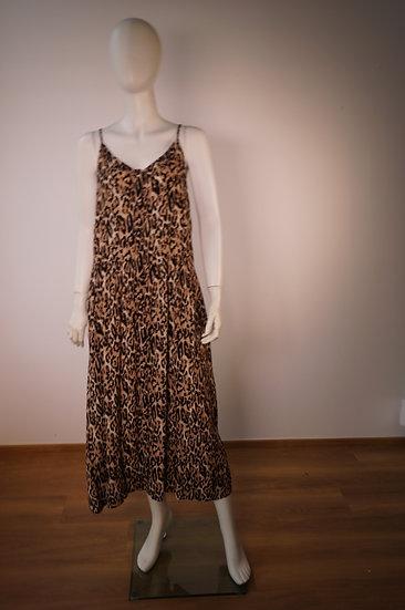 Sommerkleid, Leoprint